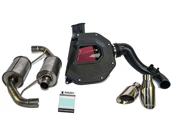 18-21 Ford Mustang (2.3) Sportluftansaugsystem - 2.3L ROUSH Performance Pack - Level 2