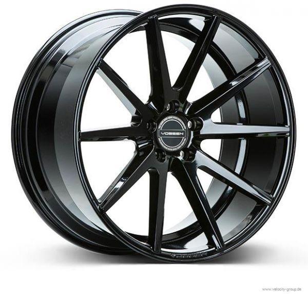 15-21 Ford Mustang Felge - Vossen VFS1 - Aluminium - 10,5x20 Zoll - Gloss Black