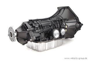 05-10 Ford Mustang (5R55S) Automatikgetriebe komplett