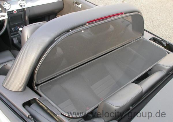 05-14 Ford Mustang Cabrio Überrollbügel - Grau