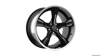 05-19 Ford Mustang Felge - Shelby CS11 - Aluminium - 9,5x20 Zoll - Schwarz