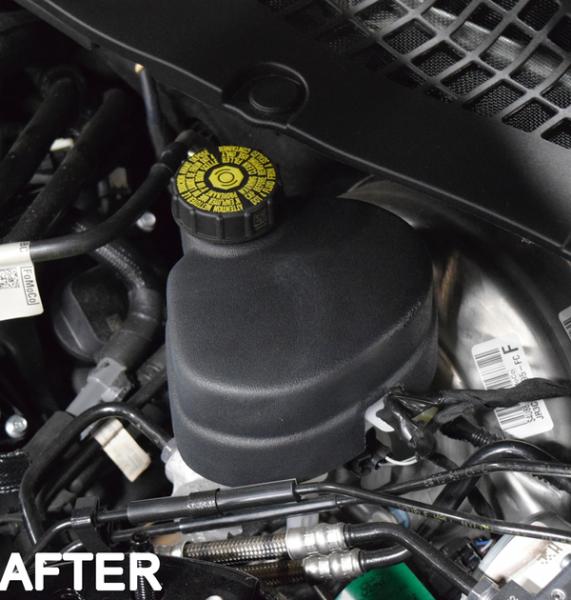 15-21 Ford Mustang Deckel Hauptbremszylinder - Kappe Bremsflüssigkeitsbehälter