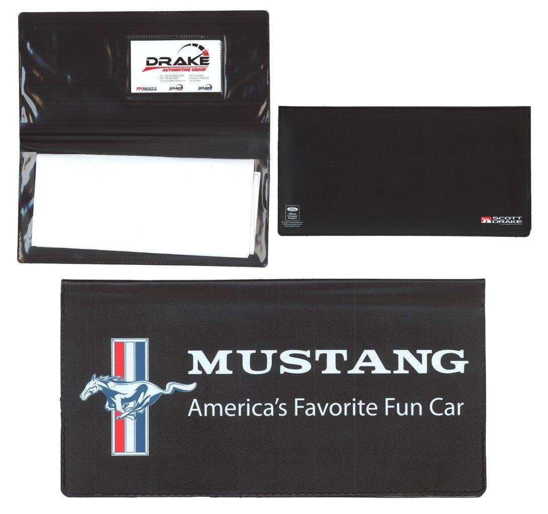 64-73 Ford Mustang Bedienungsanleitung - Tasche