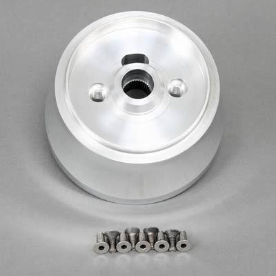Lecarra Lenkrad Adapter für Flaming River Lenksäulen mit GM Verzahnung