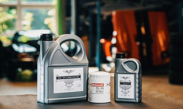 64-73 Ford Mustang Motoröl - Ölwechselset 6L inkl. Filter