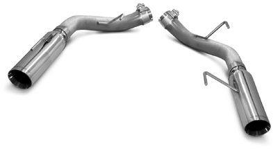 11-14 Ford Mustang (5.0/5.4) Schalldämpfer-Set - SLP ''''Loud Mouth''''