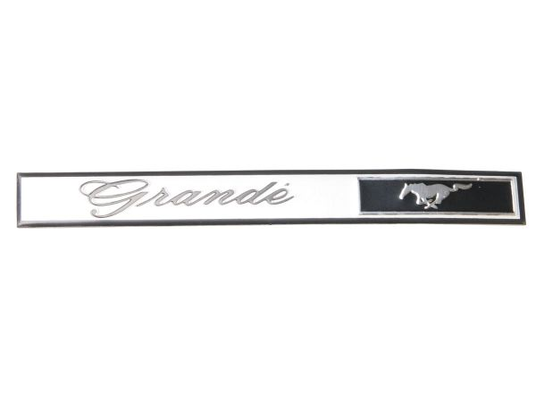 69-70 Emblem für Armaturenbrett - Grande