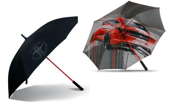 Ford Mustang Regenschirm