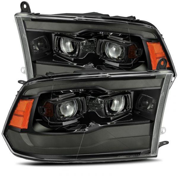 10-20 Ram Scheinwerfersatz - AlphaRex LUXX - LED - Mit TÜV - Mit Adaptern
