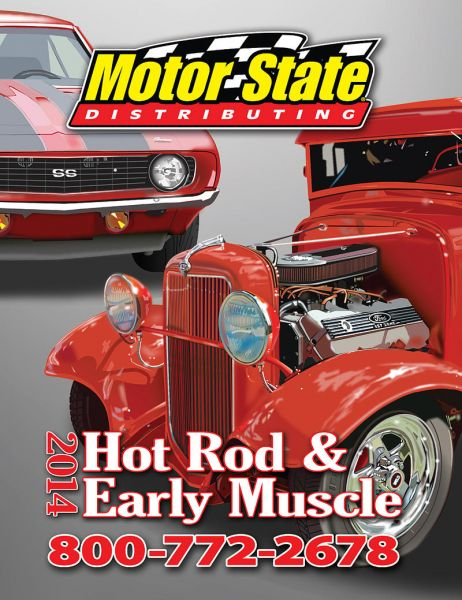 Katalog - Motor State ''''Hot Rod & Early Muscle''''