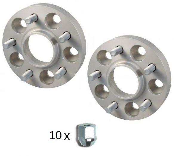 05-14 Velocity Parts Spurverbreiterung - 60 mm