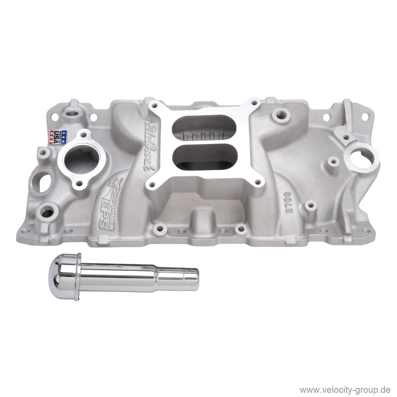55-86 Chevrolet/Pontiac/... Engine Intake Manifold