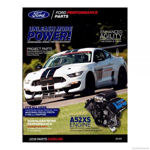 Katalog - Ford Racing 2018