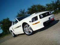 05-09 Ford OEM Shelby GT Frontschürze komplett