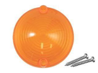 64-68 Glas für Rückfahrscheinwerfer - orange