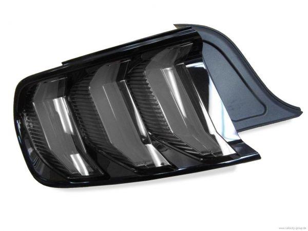 15-19 Ford Mustang Satz Rücklichter - Sequentiell - Rauchglas - 18er Design