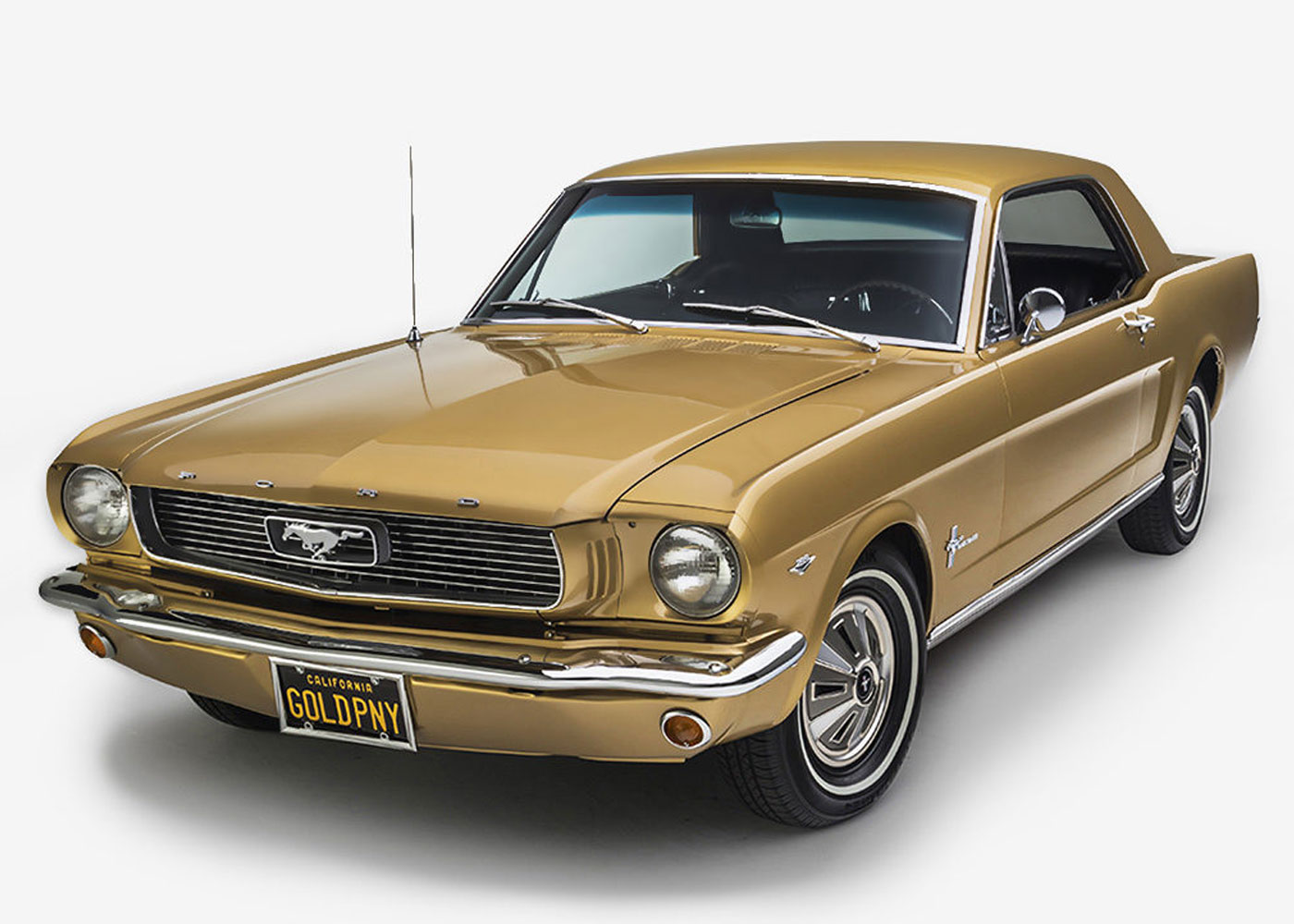 Ford Mustang One Milltion Anniversary