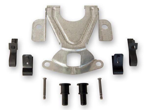 68-73 Ford Mustang Halteblech Bremsbelag Scheibenbremse - Satz für beide Seiten