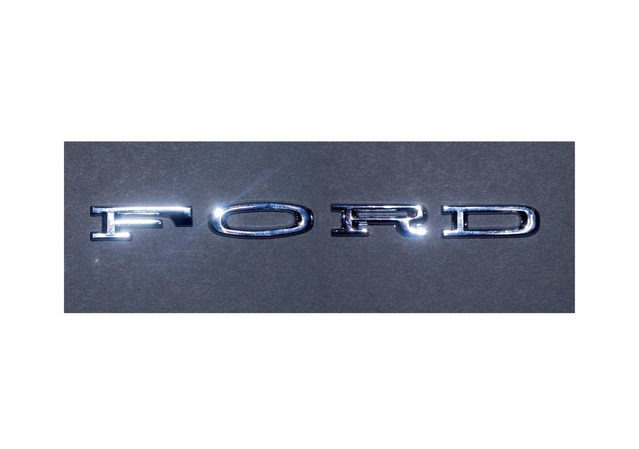 64 66 ford mustang emblem motorhaube ford schriftzug zum. Black Bedroom Furniture Sets. Home Design Ideas