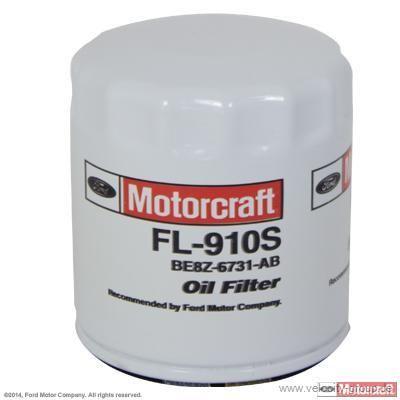 15-20 Ford Mustang (2.3) Filter Motoröl - Motorcraft FL910S