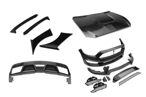 15-17 Ford Mustang Bodykit - GT350 Style
