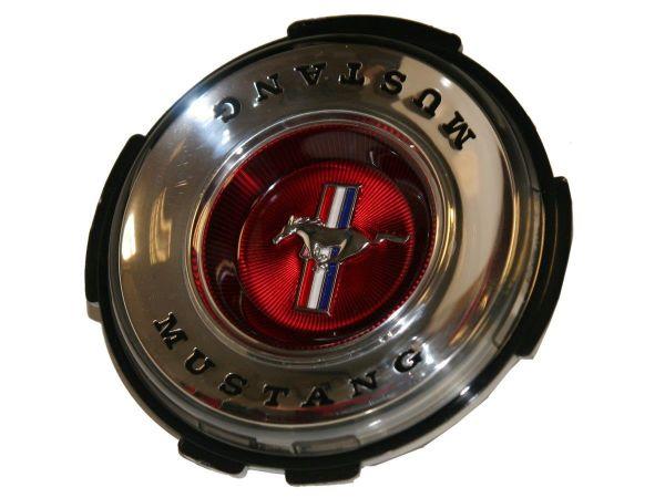 1967 Ford Mustang Emblem für Nabenkappe