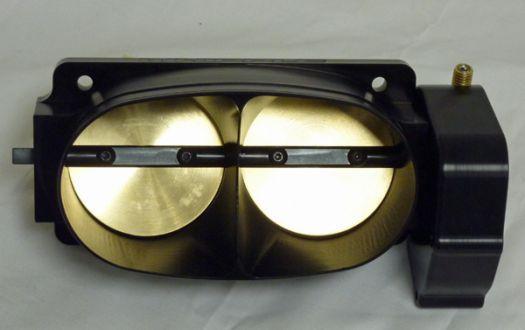 07-14 GT500 Whipple 2x75mm Drosselklappe