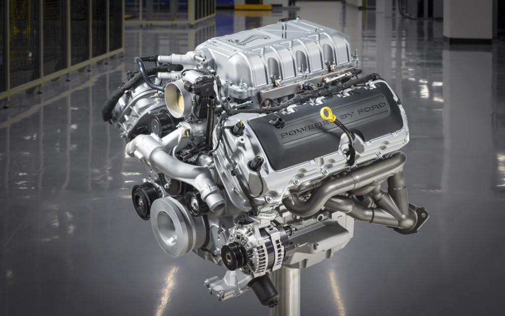 GT500 Engine