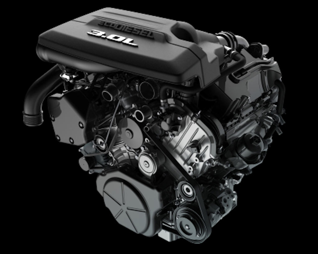 2020 RAM 1500 Turbodiesel