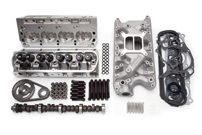 (390/427) Motor Top End Kit - Edelbrock RPM Power Paket (418 PS)