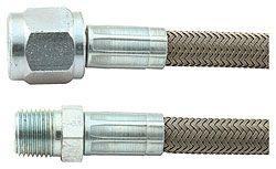 Stahlflex Leitung -4AN auf 1/8 NPT