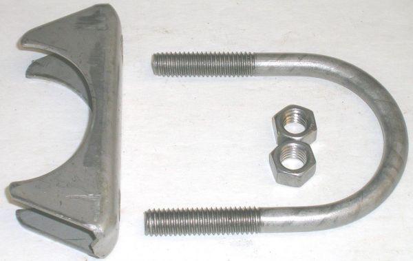 Auspuffschelle Stahl universal (2,5 Zoll)