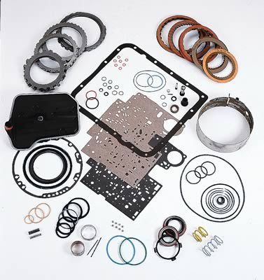 70-73 Pro Super Kit zum Überholen von C4 Getriebe (Bis 450 PS)