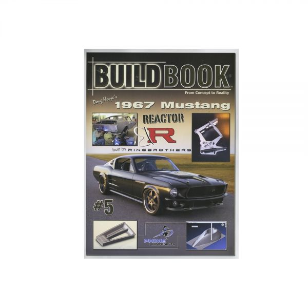 1967 Ford Mustang Reparaturhandbuch - ''''Build Book #5 - From concept to reality''''