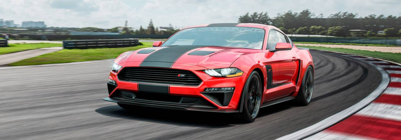 vlcty roush ford mustang rot