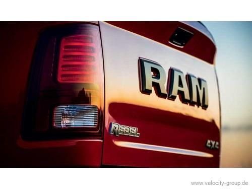 10-17 Ram 1500 Emblem für Laderaumklappe