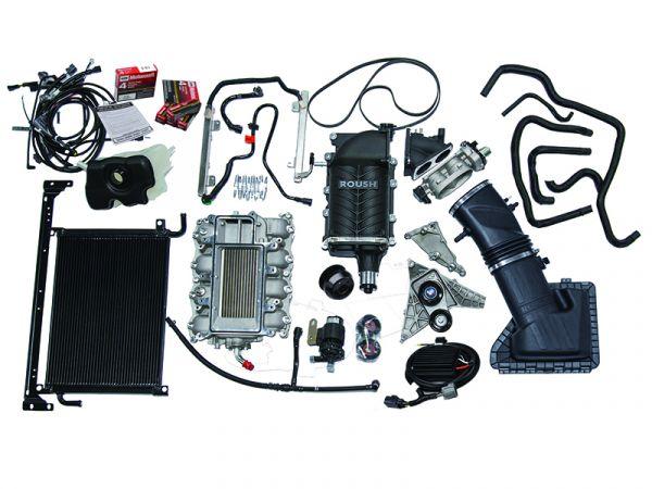15 17 ford mustang 5 0 kompressor komplettset 727 ps. Black Bedroom Furniture Sets. Home Design Ideas