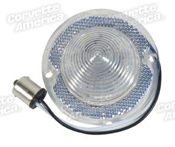 63-66 Chevrolet Corvette Glas Rückfahrscheinwerfer - LED