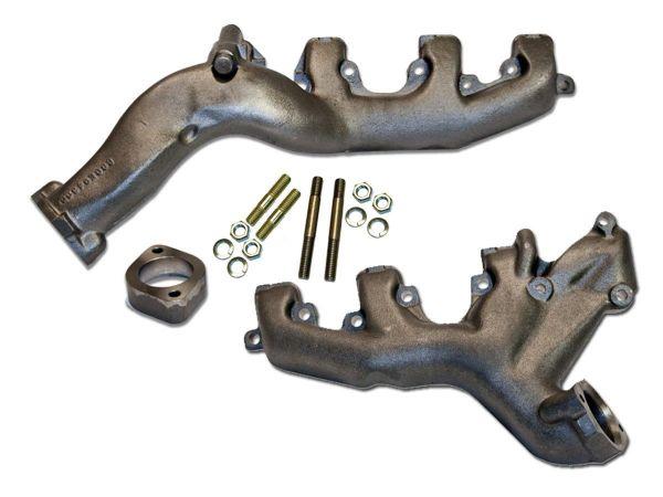 68-70 Ford Mustang (428) Abgaskrümmerset